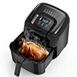 KOIOS 6.8-Quart Large Air Fryer and Dehydrator