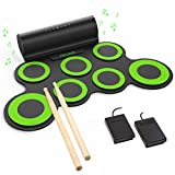Paxcess Electronic Roll-Up Drum Set