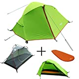 LUXE TEMPO 3.3LB 1 Person Backpacking Tent