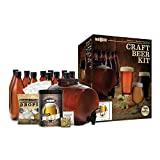 Mr. Beer 2 Gallon Complete Starter Premium Gold Edition