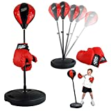 Liberty Imports Sport Boxing Set with Bag and Gloves
