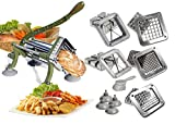 Tiger Chef Heavy Duty Commercial Grade French Fry Cutter