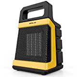 OPOLAR 1500W Ceramic Space Heater with Adjustable Thermostat