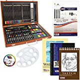 US Art Supply 82-Piece Deluxe Art Creativity Set
