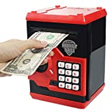 Kids Electronic Piggy Bank & Mini ATM