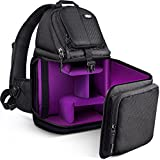 Qipi E00452 Sling Bag Camera Case Backpack