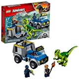 LEGO Juniors/4+ Jurassic World Raptor Rescue Truck