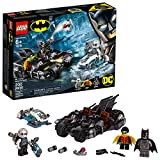 LEGO DC Batman Mr. Freeze Batcycle Battle Building Kit (76118)