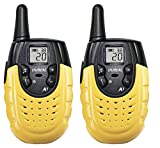 OUREAL Walkie Talkies for Kids Long Distance Two-Way Radios