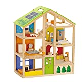 Hape All Seasons Kids' Doll House
