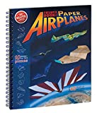 Klutz Airplanes Craft Book of Paper Kit