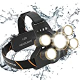 MsForce LED Rechargeable Headlamp