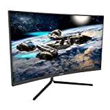 GNV27DB 27-Inch Curved QHD Gaming Monitor