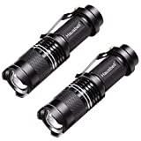 Hausbell 7W Mini LED Tactical Flashlight