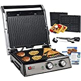 Yedi Houseware Total Package 6-in-1 Grill