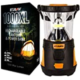 Internova Rechargeable LED Camping Lantern Power Bank