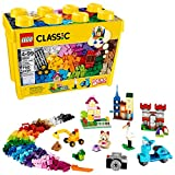 LEGO Classic Large Creative Brick Box Building Kit