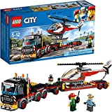 LEGO City Heavy Cargo Transport Toy Truck Building Kit (60183)