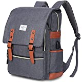Modaker Vintage Laptop Backpack