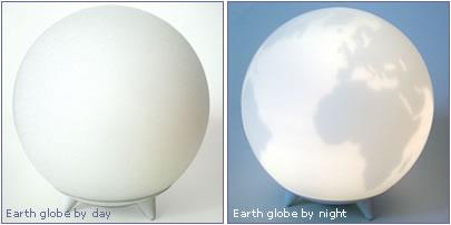 The Earth Lamp