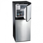 Compact Refrigerator With Ice Maker