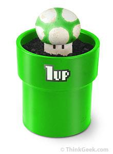 1up Mushroom Kit