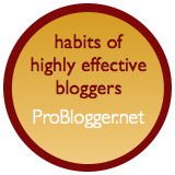 Blogging Habits