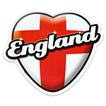 Magnetic England Flag