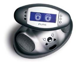 Bug Too digital radio