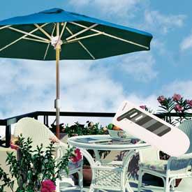 Remote Controlled Umbrella