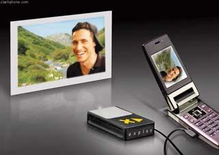 Explay Nano projector