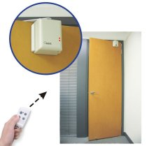 Remote Controlled Door