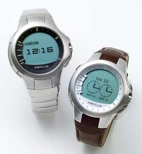 Smart Watch with support for MSN » Coolest Gadgets