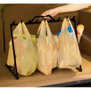 Grocery Bag Rack