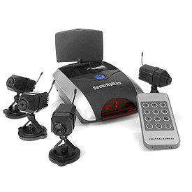 Mini-Air Watch 4 Wireless Camera Kit