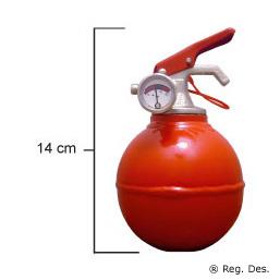 Tiny Fire Extinguisher