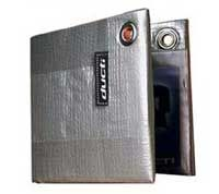 The Duct Tape Wallet in all its trendiness!
