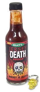 Death Sauce!