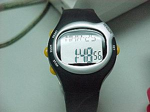 Calorie and Heart Rate Watch