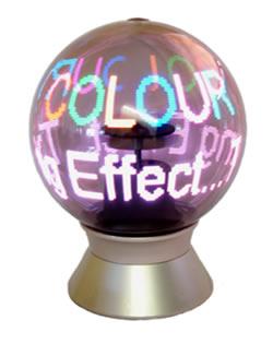 Textable Display Ball