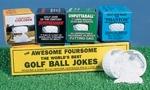 Wacky Golf Ball Set