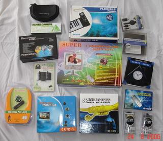 Gadget Prizes
