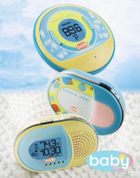 Baby Thermometer and Wireless Monitor