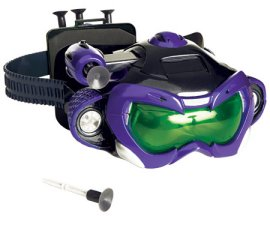 Night Vision Goggles with Dart Launcher