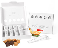 Breath Palette Toothpaste Kit