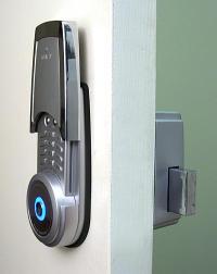 RFID Digital Door Lock In Action
