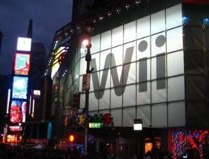Wii Launch Party