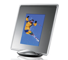 Ality Pixxa LCD Photo Frame