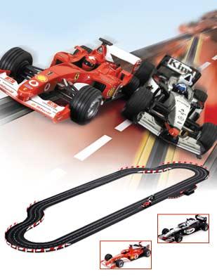 Digital Slot Racing