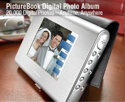 PictureBook Digital Photo Album